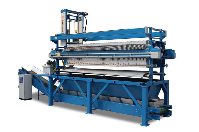 filtr pressy 3 Ленточный фильтр пресс