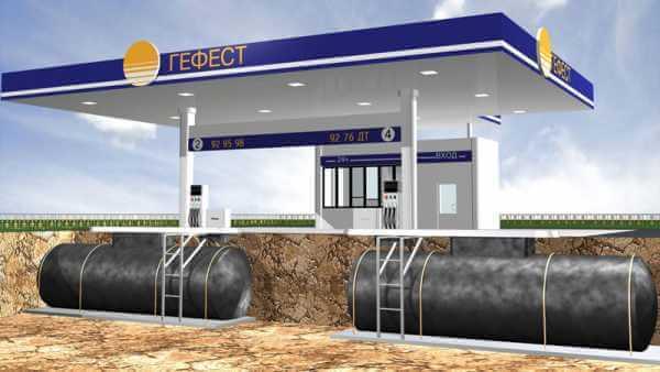 toplivnye emkosti3 Топливные емкости и резервуары