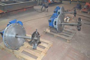 turbinnaja meshalka s dvojnym torcevym uplotneniem dlja toksichnyh i vzryvoopasnyh sred2 300x200 Турбинные мешалки
