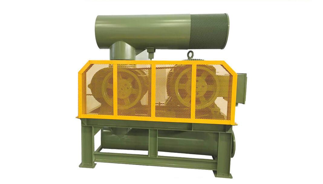 dvuhrotornaja vakuumnaja vozduhoduvka 3 Двухроторная вакуумная воздуходувка