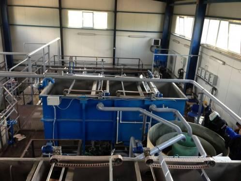 flotacionnye sistemy 4 Очистные сооружения для Больницы