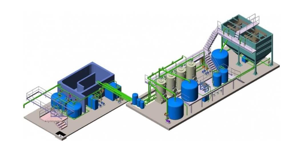 ustanovki filtracii i predpodgotovki 5 Озонаторы и хлотаторы
