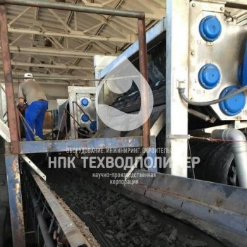 Станции очистки промышленных стоков