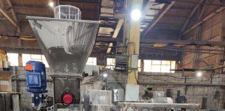 Автоматический комплекс приготовления реагента для очистных сооружений атомной электростанции