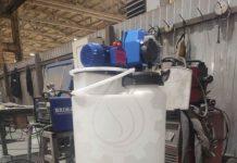 Станция приготовления реагента NOVA на 200 литров.